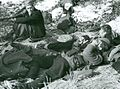 Počitek borcev Šlandrove brigade na Menini planini.jpg