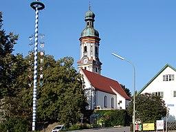 St. Quirinus in Pobenhausen