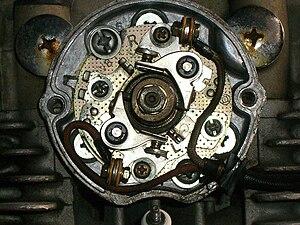 Yamaha XS 650 - 1979 Yamaha XS650 Point Ignition