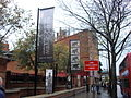 Points of View adverts at the British Library - geograph.org.uk - 1599626.jpg