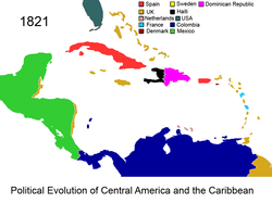 Political Evolution of Central America and the Caribbean 1821 na.png