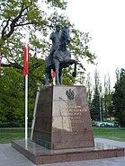 Pomnik Józefa Piłsudskiego w Gorzowie