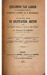 Théophile de Pompéry: Le nouveau guide du cultivateur breton