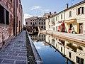 Ponte degli Sbirri - Centro Storico di Comacchio -.jpg