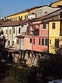 Ponte di San Martino - particolare case.JPG