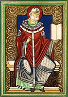 O Όσιος Γρηγόριος Α', Πάπας Ρώμης