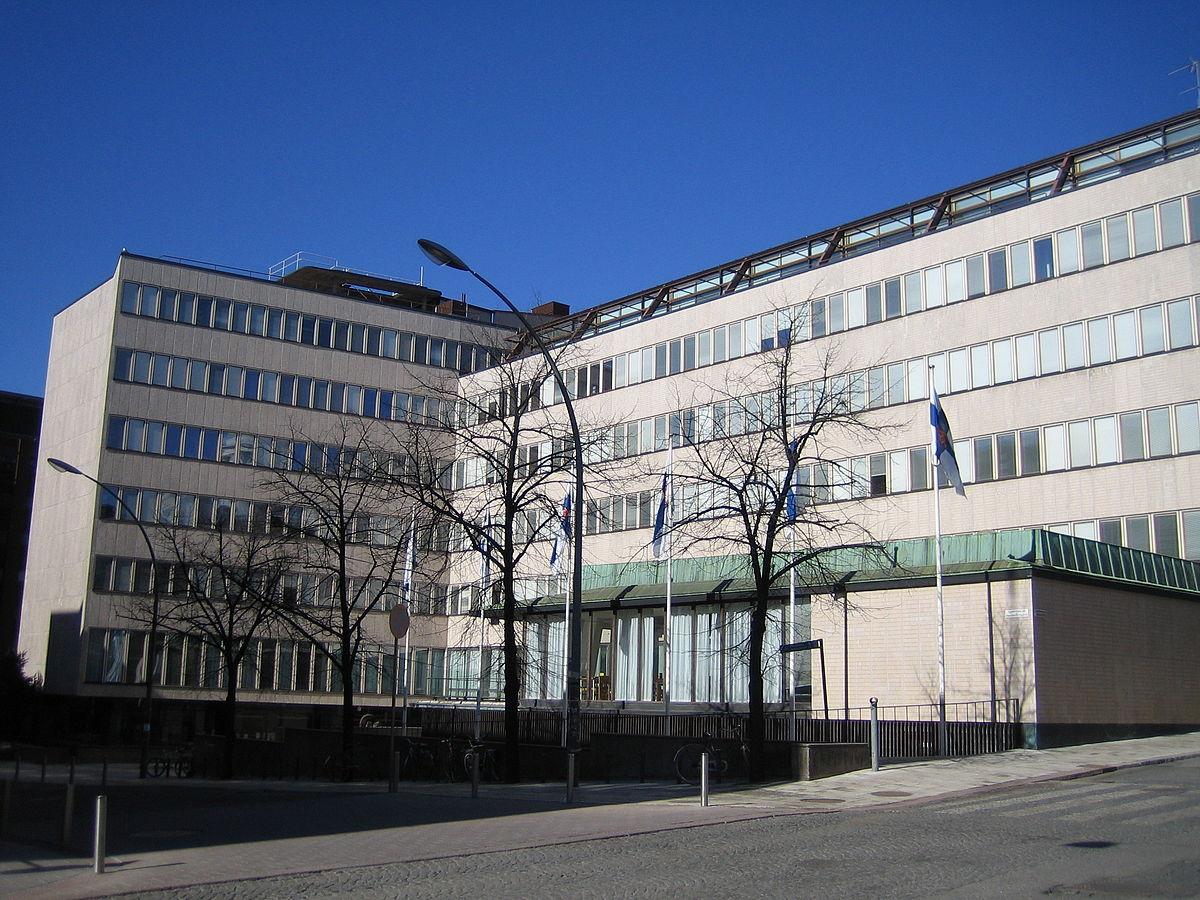 Helsingin Yliopisto Porthania