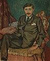 Portrait of E.M. Forster by Roger Fry, 1911s..jpg