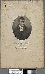Morgan Jones, Treluach i.e. Trelech, Carmarthenshire