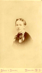 Portrait of young woman by Brown and Higgins of Wheeling West Virginia.png