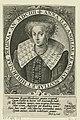 Portret van Anna van Denemarken, koningin van Engeland Regiae Anglicae (serietitel), RP-P-1969-227.jpg