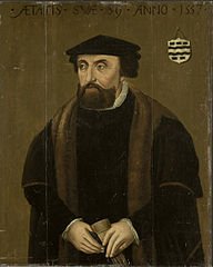 Portrait of a Man, perhaps Willem Simon-Maertensz, Lord of Stavenisse and Cromstrijen, repeatedly Burgomaster of Zierikzee
