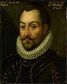 Portret van een onbekende graaf of officier, vermoedelijk Jan de Oude (1535-1606), graaf van Nassau Rijksmuseum SK-A-528.jpeg