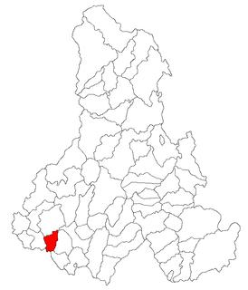 Porumbeni, Harghita Commune in Harghita County, Romania