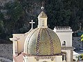 Positano Santa Maria Assunta cupola.jpg