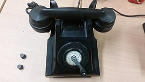 Postmaster-General's Department -  Post Master General - Pubilc Telephone year 1950