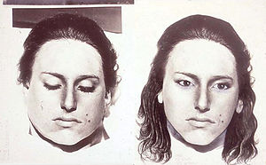 Harvey Pratt - Example of Postmortem Drawing by Harvey Pratt, of the Sumter County Jane Doe, who has remained unidentified since 1976.