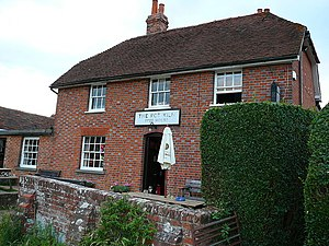 English: Pot Kiln Pub, Frilsham
