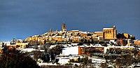 Potenza Picena paese neve.jpg