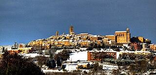 Potenza Picena Comune in Marche, Italy