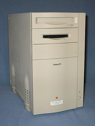 Power Macintosh 8500 - The Power Macintosh 8500/180