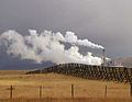 Power plant seen from U.S. Highway 30 just west of Kemmerer, Wyoming.jpg