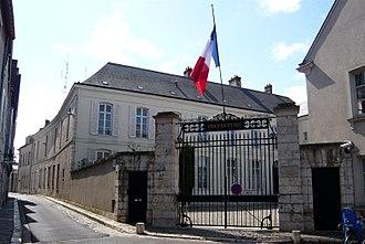 Eure-et-Loir - Hôtel de Ligneris (1795), Prefecture building of the Eure-et-Loir department, in Chartres
