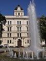 Praha, Náměstí Kinských, Justiční palác 01.jpg