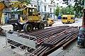 Praha, Nové město, rekonstrukce TT Výtoň VII.JPG