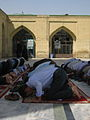 Prayers of Noon - Grand Mosque of Nishapur -September 27 2013 46.JPG