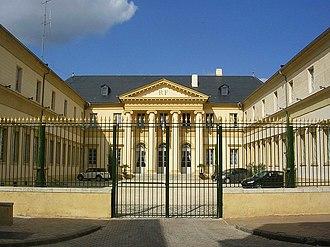 Landes (department) - Prefecture building of the Landes department, in Mont-de-Marsan