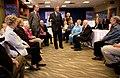 President George W. Bush Discusses Medicare in Iowa.jpg
