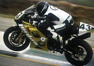Jason Pridmore American motorcycle racer