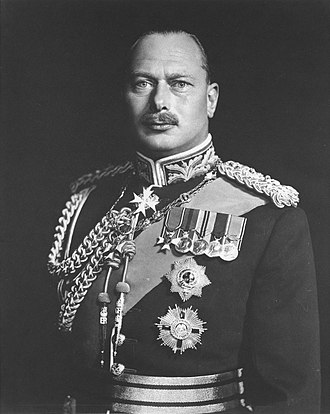 Governor-general - Image: Prince Henry, Duke of Gloucester