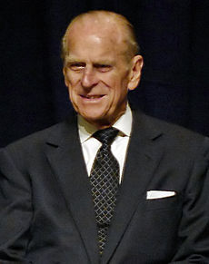 Prins Philip in 2007.