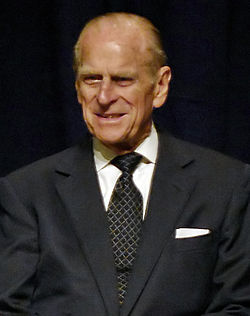 Prince Philip in 2007