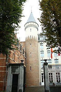 Prinsenhof, grafelijke residentie (5) - Prinsenhof 8 - Brugge - 29612.JPG