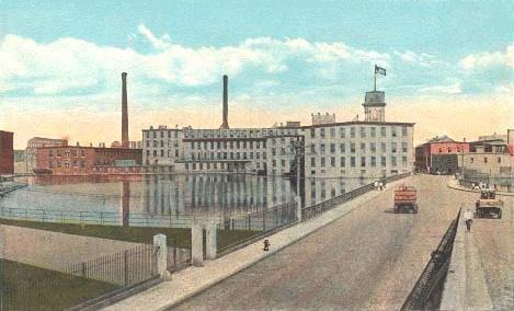Printing Works, Fall River, MA