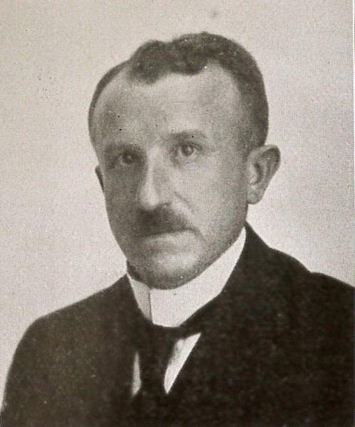 Prof. Albrecht Alt, Alttestamentler in Leipzig