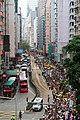 Protest against proposed extradition law view from Wan Chai 20190428.jpg