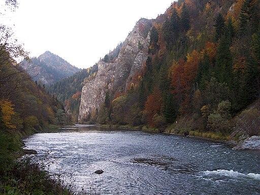 Przełom Dunajca a12