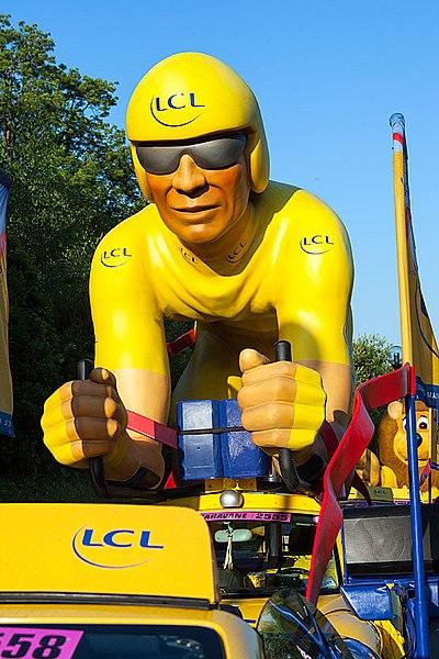 Publicity Caravan - 2013 Tour de France