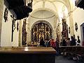 Puerto de Vega interior iglesia Santa Marina 02 Ni.jpg