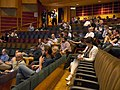 Q&A with the WMF Board of Trustees at Wikimania 2014 - audience 03.jpg