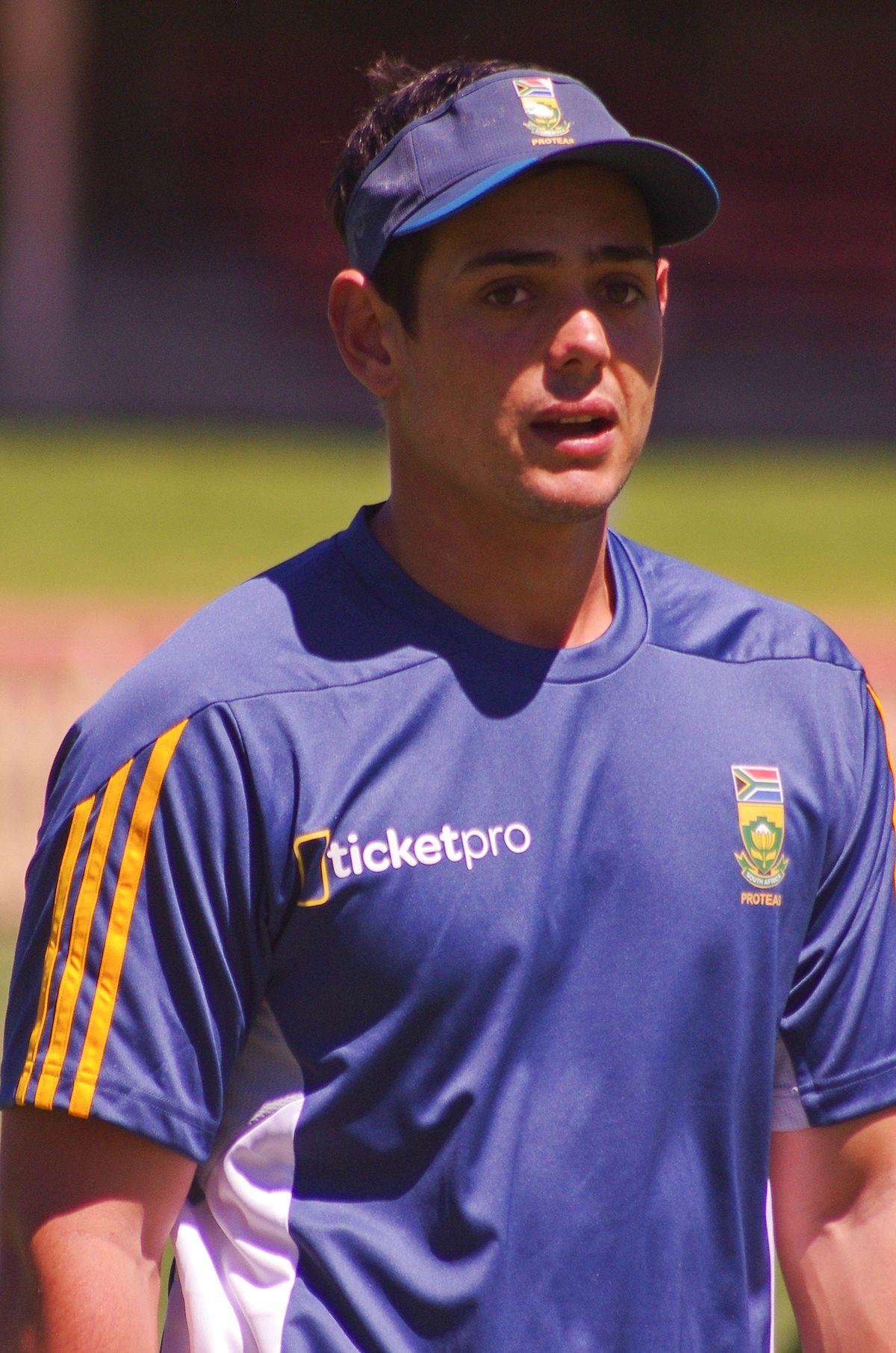 Quinton de Kock - Wikipedia
