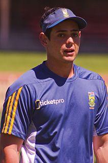 Quinton de Kock South African cricketer