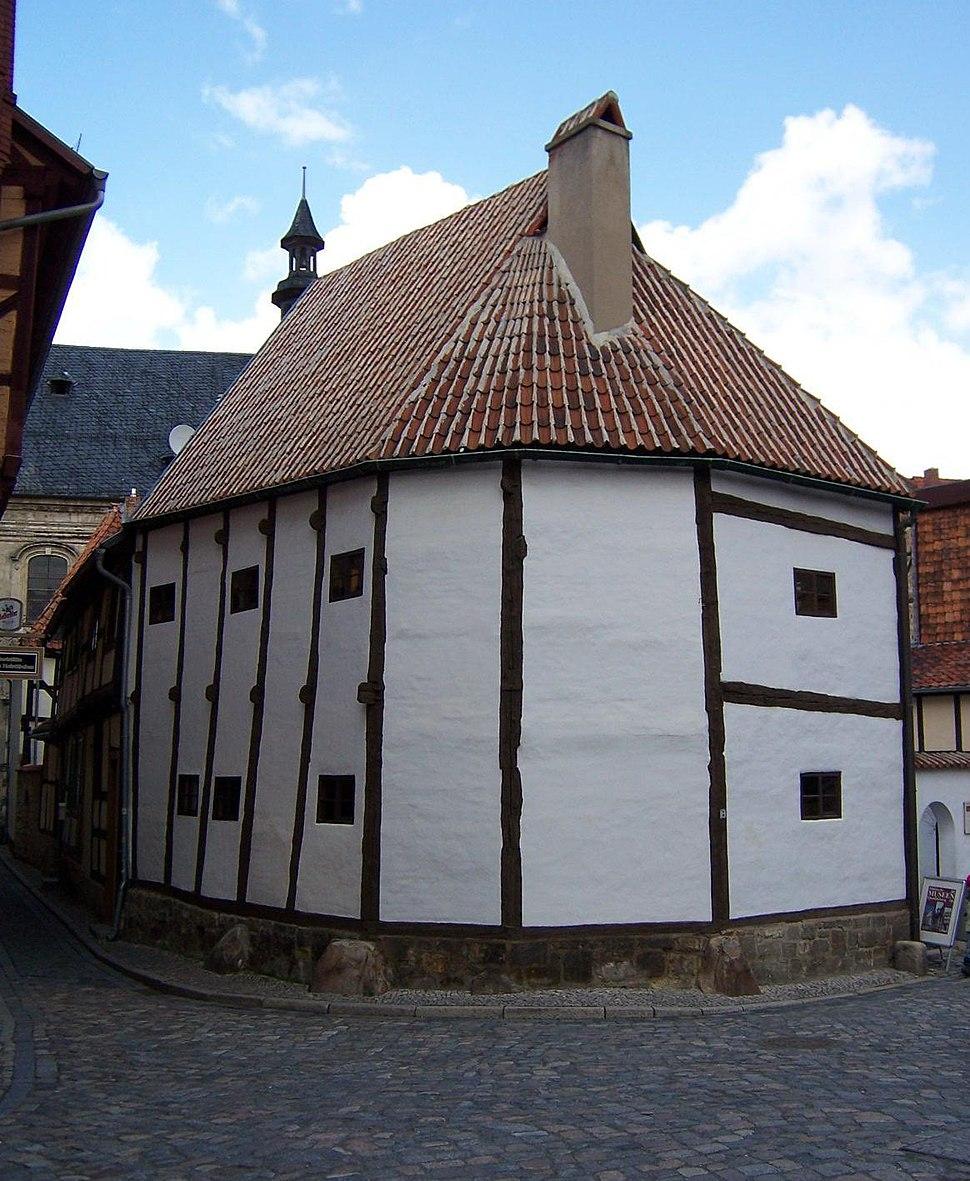 Quedlinburg Ständerbau