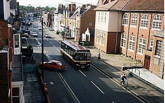 Queens Road, Leicester - Queens Road