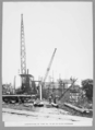 Queensland State Archives 3324 Construction of piers 19 and 20 south approach 2 April 1936.png