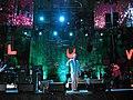 R.E.M. at Stadio Euganeo, Padova, Italy, 2003-07-22 04.jpg